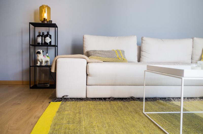 Sofa aus einem anderen Blickwinkel