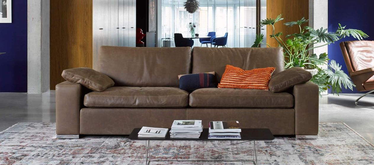 Gestalte Dein Sofa mit dem COR Conseta Konfigurator - wuerthner.de