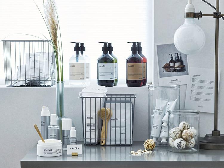 Meraki Produkte und Deko-Objekte der Würthner Lifestyle-Boutique