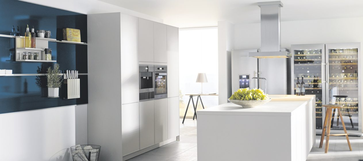 Der  neue Minimalismus in der Küche