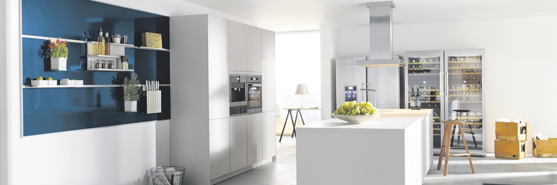 minimalismus in der k che moderne k chen entdecken. Black Bedroom Furniture Sets. Home Design Ideas