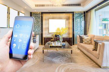 Smart Home – Wohnen in der Zukunft