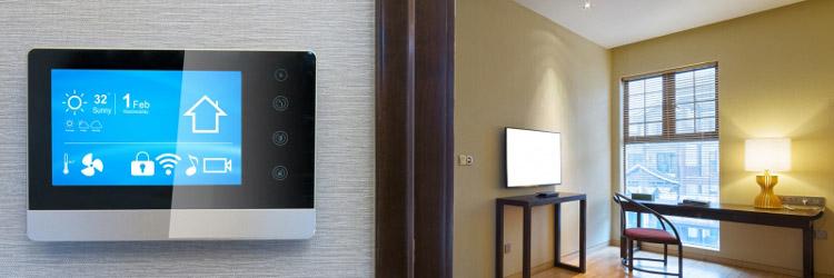 smart home wohnen in der zukunft2. Black Bedroom Furniture Sets. Home Design Ideas