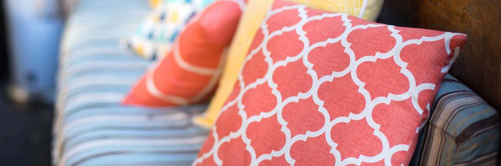 Kissen-Decken-Plaids