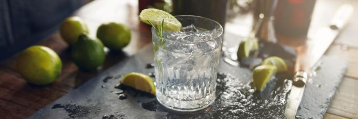 Gin Tonic ist wie Metall und Holz